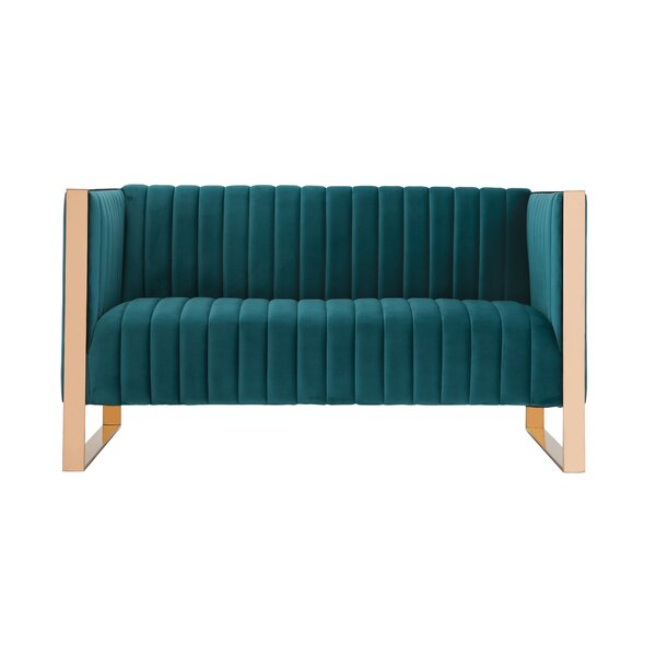 Search Sale Prices Layden Loveseat by Everly Quinn by Everly Quinn