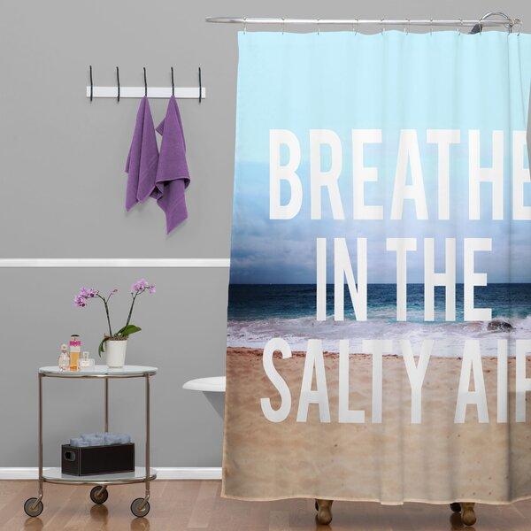 Burling Breathe Shower Curtain by Brayden Studio