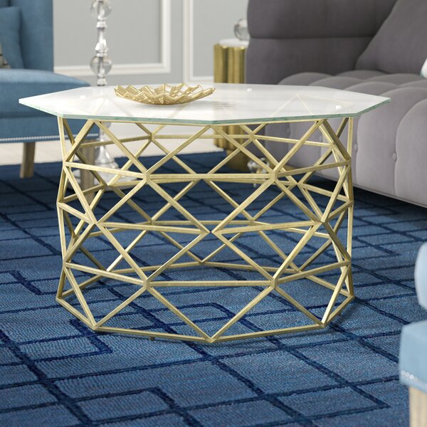 Nicolai Angular Coffee Table by Mercer41