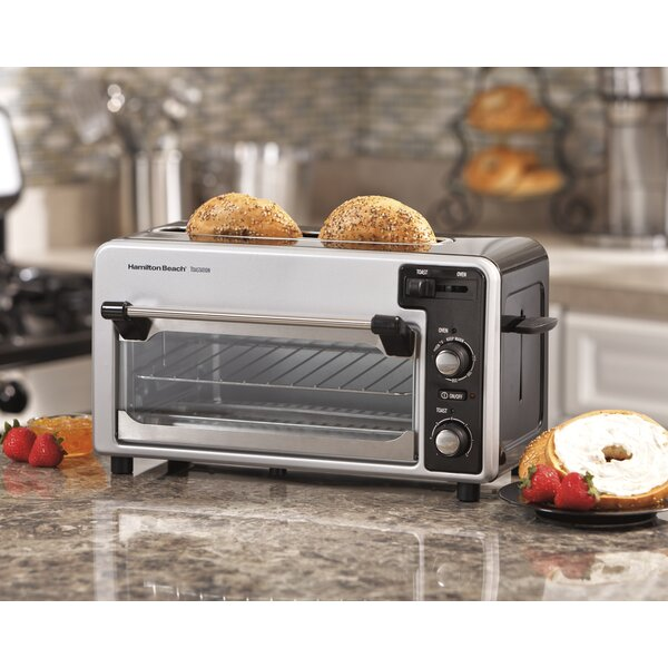 Hamilton Beach Toastation Combination Toaster & Toaster