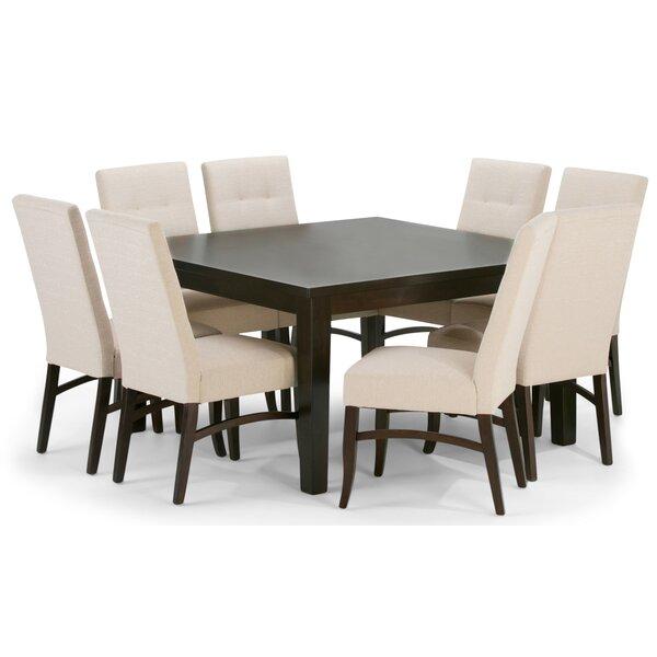 Bostrom 9 Piece Dining Set