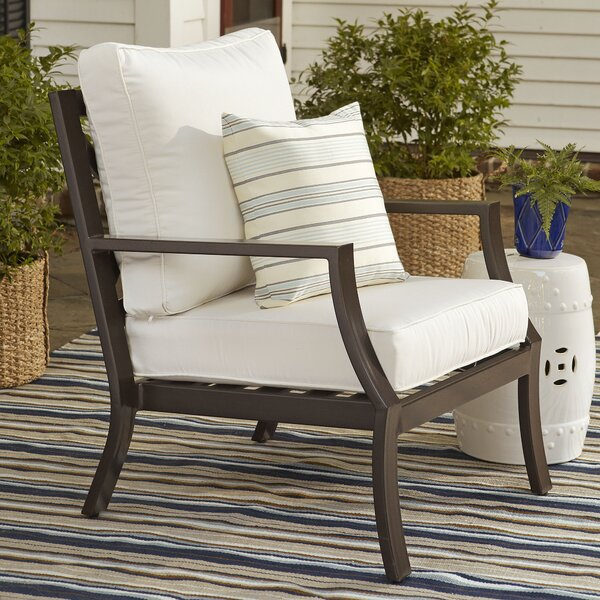 Endicott Chair with Sunbrella® Cushions by Birch Lane™