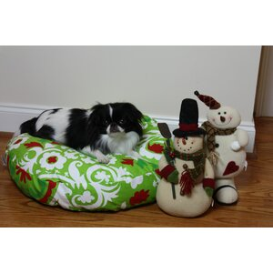 Holiday Dog Pillow/Classic