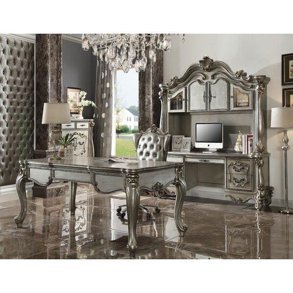 Maio Versailles Executive Desk with Hutch