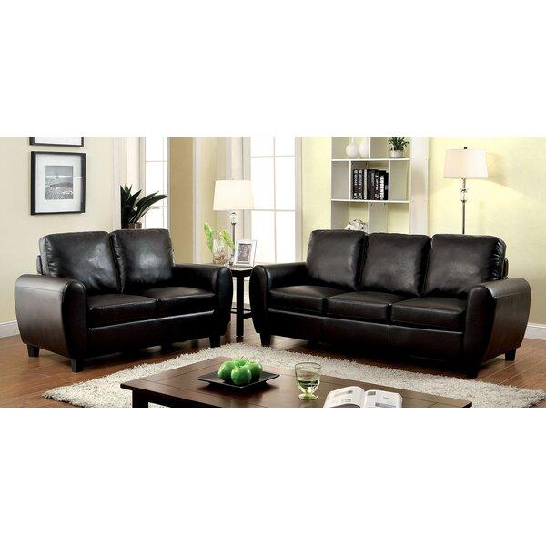 Virgina Configurable Living Room Set by Latitude Run