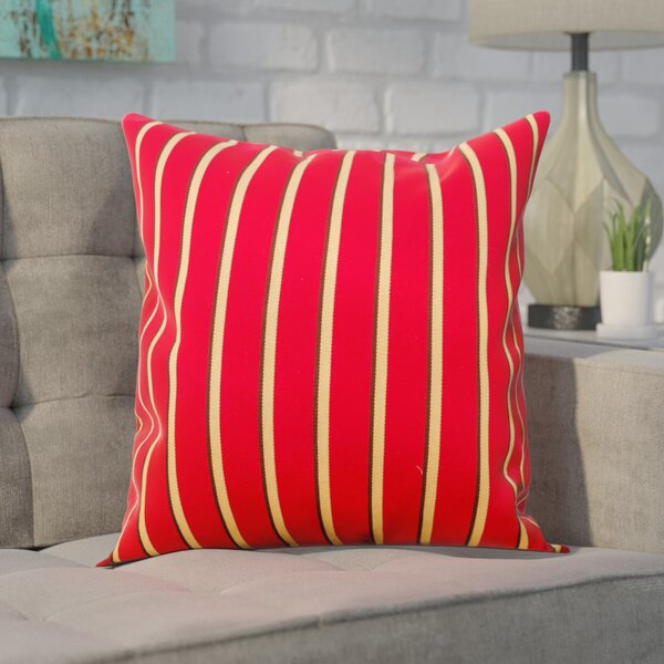 Hallinan Canvas Sunbrella Throw Pillow by Latitude Run