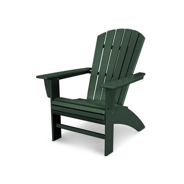 Nautical Plastic/Resin Adirondack Chair by POLYWOOD POLYWOOD®