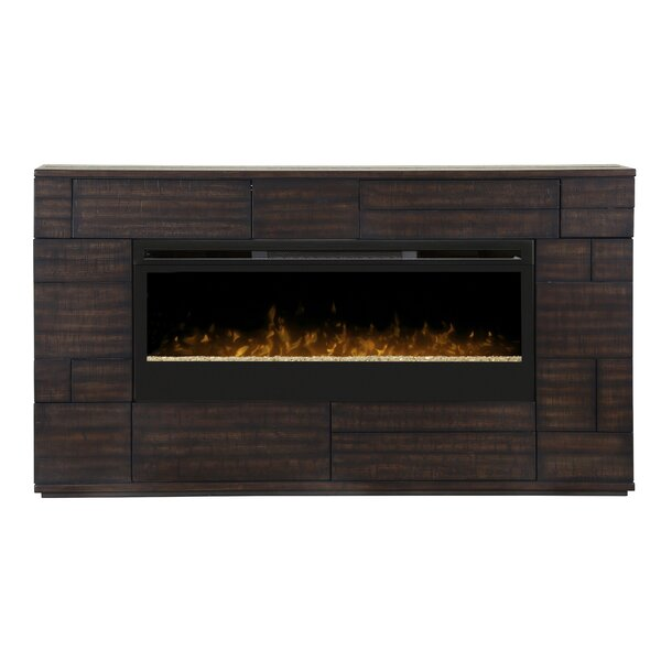 Markus Media Console Wall Mounted Electric Fireplace by Dimplex