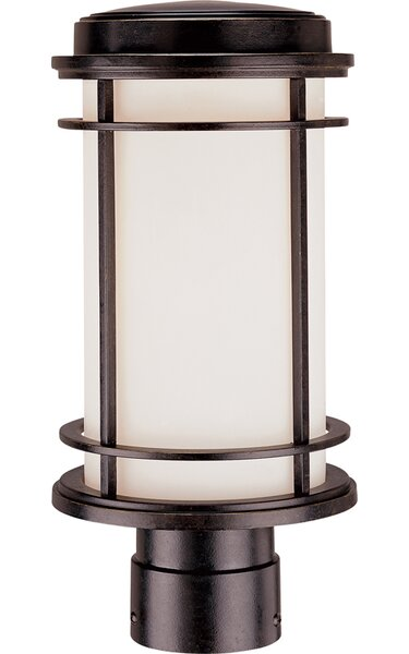 Teminot Outdoor 1-Light Lantern Head by Bloomsbury Market
