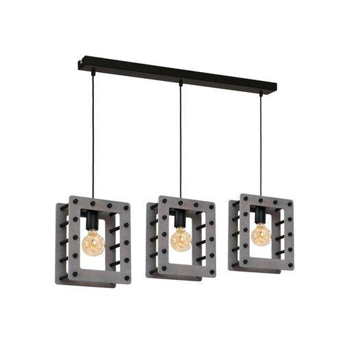 Linear-Pendelleuchte 3-flammig Auckland LoftDesigns   Lampen > Deckenleuchten   LoftDesigns