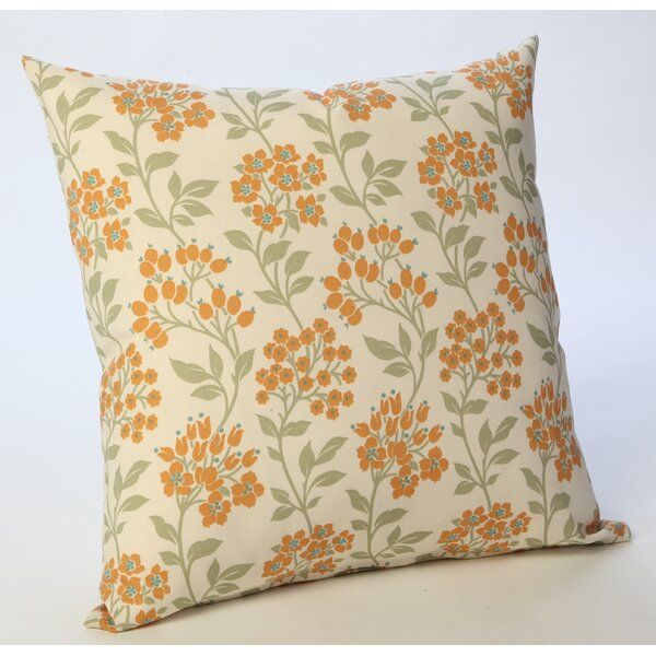 Outdoor Throw Pillow by HRH Designs