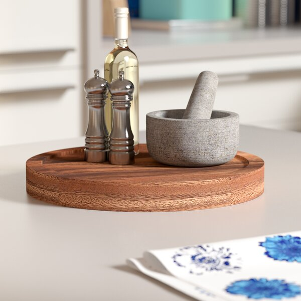Forsyth Lazy Susan by Zipcode Design
