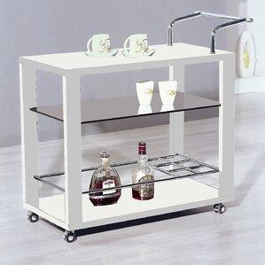 Bar Cart by At Home USA