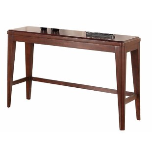 Seth Wooden Console Table by Alcott Hill