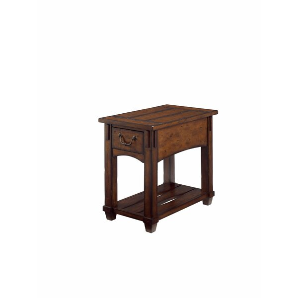 Fort Bragg End Table By Loon Peak
