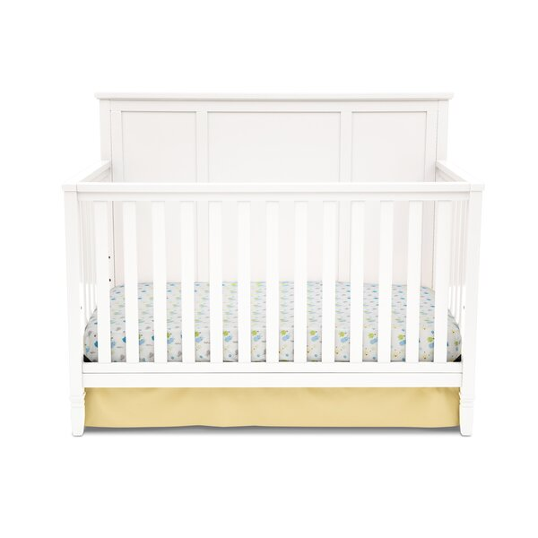 Easton 4-in-1 Convertible Crib by Delta Children