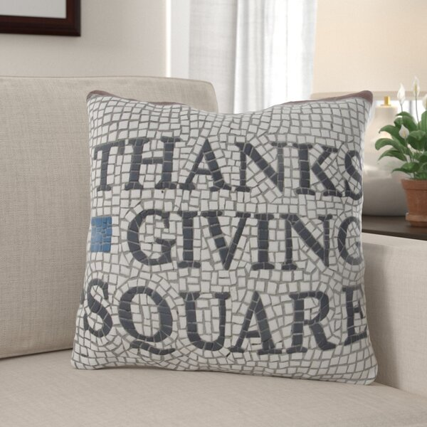 Mundell Mosaic Indoor/Outdoor Throw Pillow