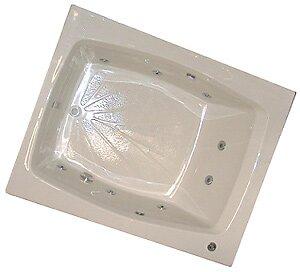 60 x 48 Whirlpool Tub by American Acrylic