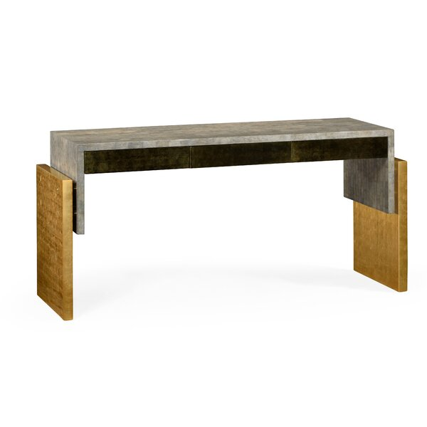 Rectangular Console Table By Jonathan Charles Fine Furniture