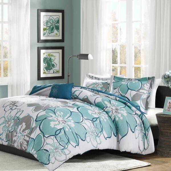 Aleena Comforter Set by Zipcode Design