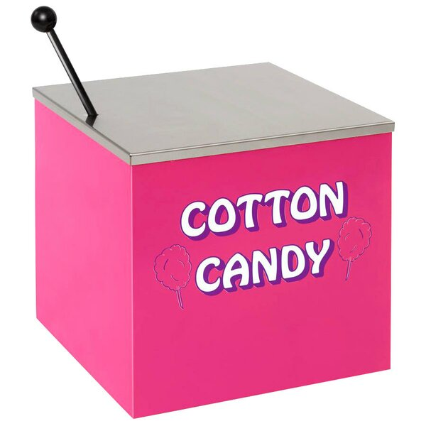 Cotton Candy Rolling Stand by Paragon Internationa