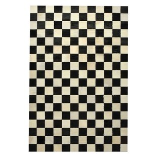 Looking for Cow Hide Patchwork Checkered Bergama Rug ByNatural Area Rugs