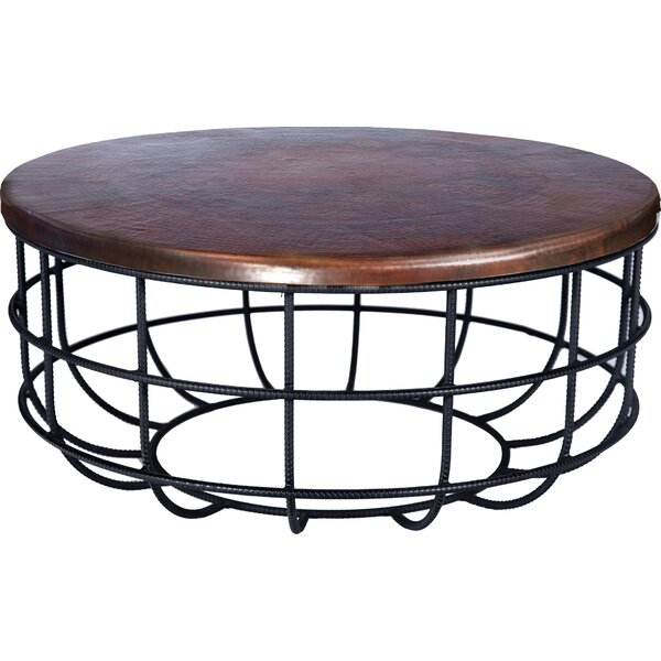Tierra Coffee Table by Gracie Oaks