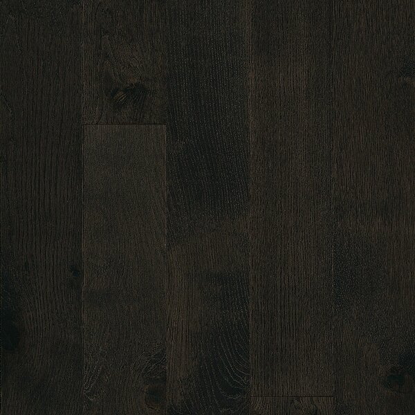 Impressions 5 Engineered Oak Hardwood Flooring in Deep Etched Starry Night by Armstrong Flooring