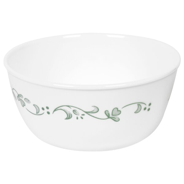 Livingware Country Cottage 28 oz. Soup/Cereal Bowl (Set of 6) by Corelle