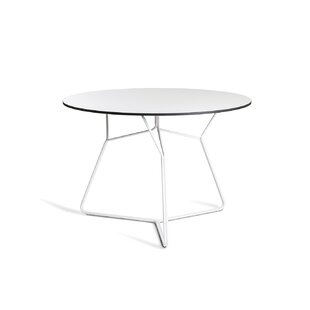 Compare & Buy Serac Stainless Steel Dining Table By OASIQ
