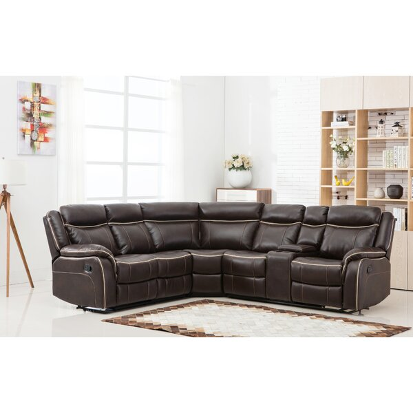 Gloucester Symmetrical Classic Reclining Sectional