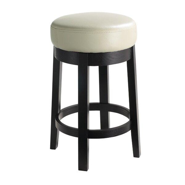 5West 26 Cedric Swivel Bar Stool by Sunpan Modern