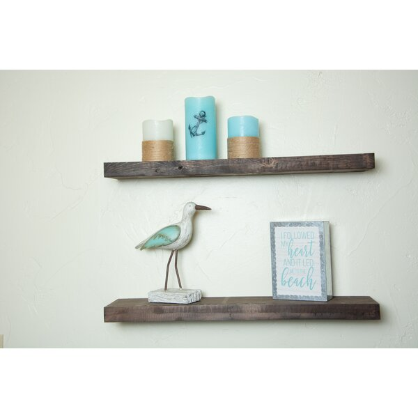Mcpherson 2 Piece Wall Shelf Set by Rosecliff Heights