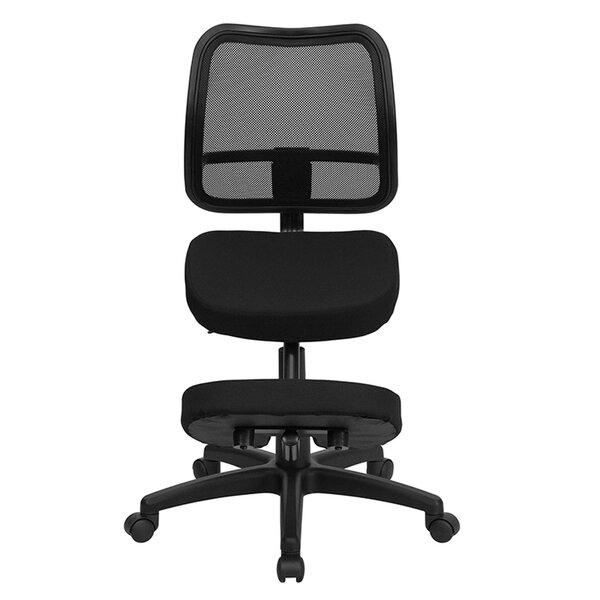 Mobile Height Adjustable Kneeling Chair