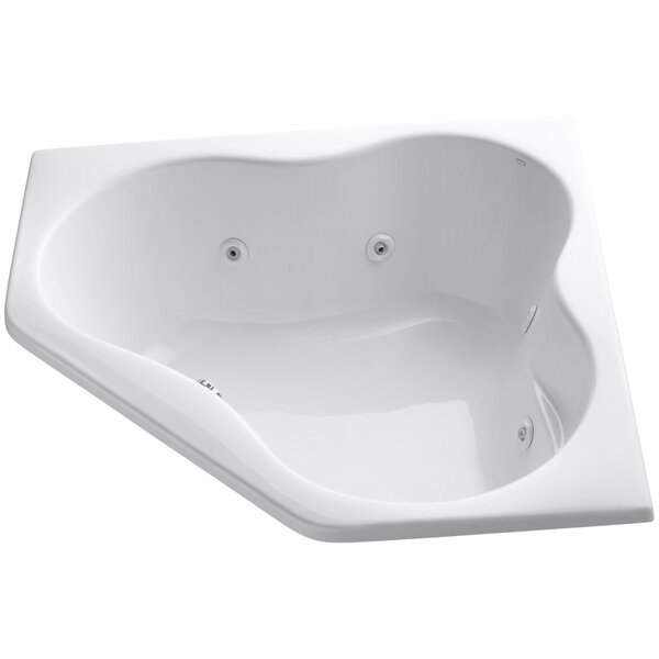 Proflex 54 x 54 Whirlpool Bathtub by Kohler