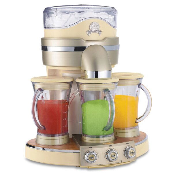 Tahiti™ 4 Piece Frozen Concoction Maker Set by Margaritaville