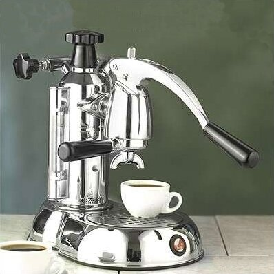 Stradavari Espresso Machine by La Pavoni