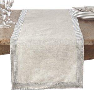 Odyssey Modern Block Stripe Table Runner