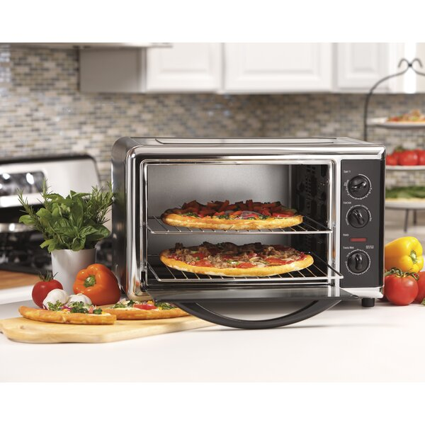 Countertop Convection & Rotisserie Oven by Hamilto