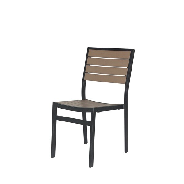 Napa Stacking Patio Dining Chair by Source Contract