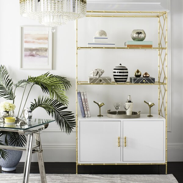 Ariadne Standard Bookcase by Everly Quinn
