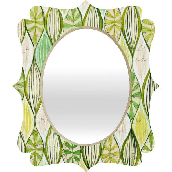 Cori Dantini Quatrefoil Accent Mirror by Deny Designs