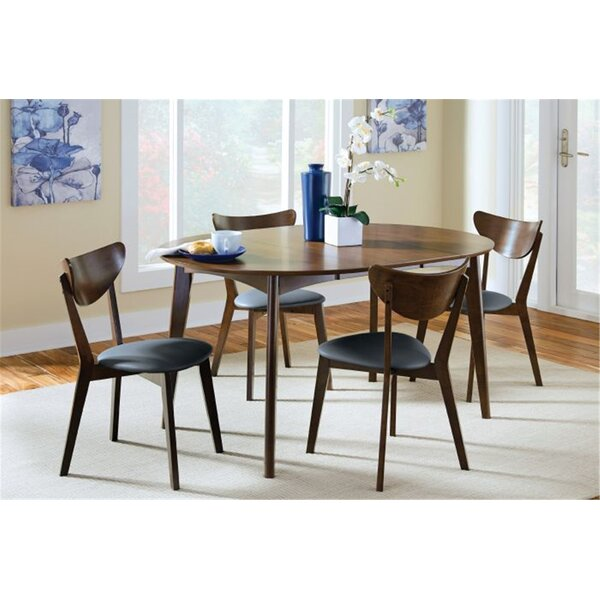Wycoff Extendable 5 Piece Dining Set by George Oliver
