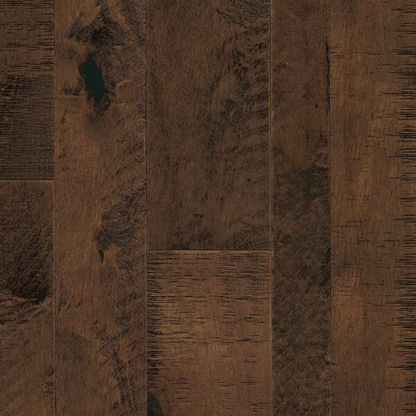 Random Width Engineered Maple Hardwood Flooring in Woodland Hill by Armstrong Flooring