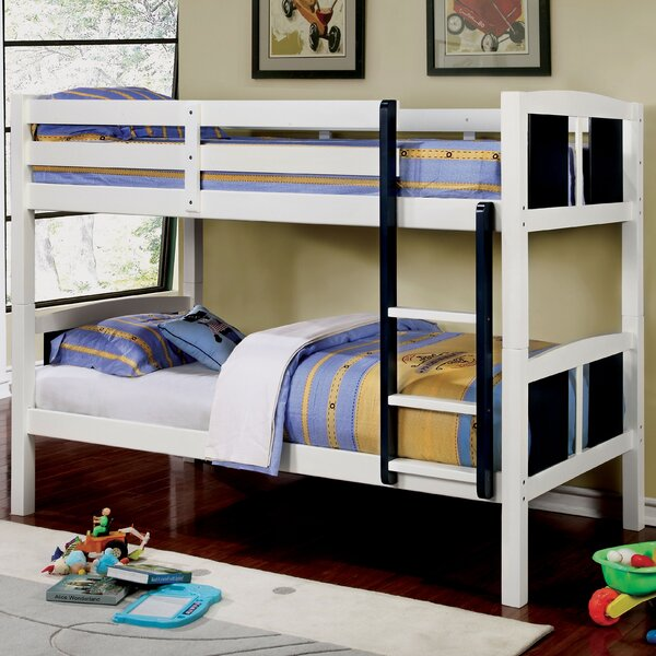 Darleen Full over Full Bunk Bed by Viv + Rae