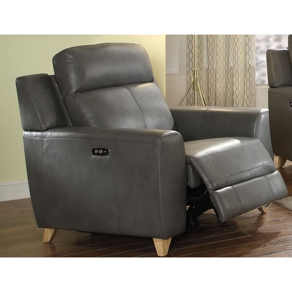 Guillermo Power Recliner by Orren Ellis
