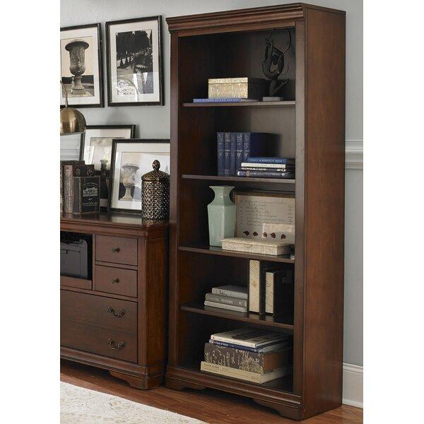 Alden Standard Bookcase by Fleur De Lis Living