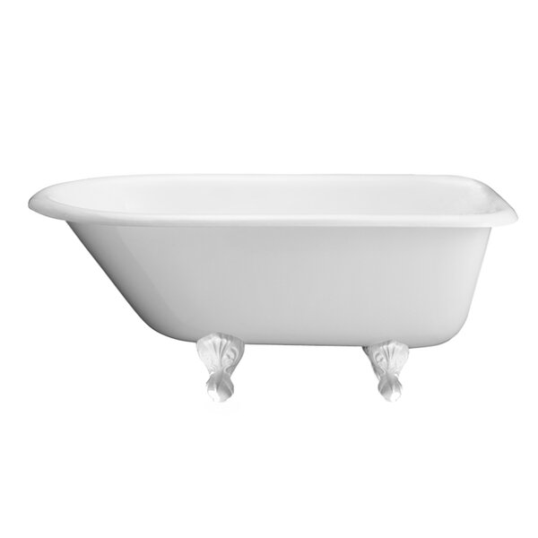 60 x 31 Freestanding Soaking Bathtub by Cahaba Classics