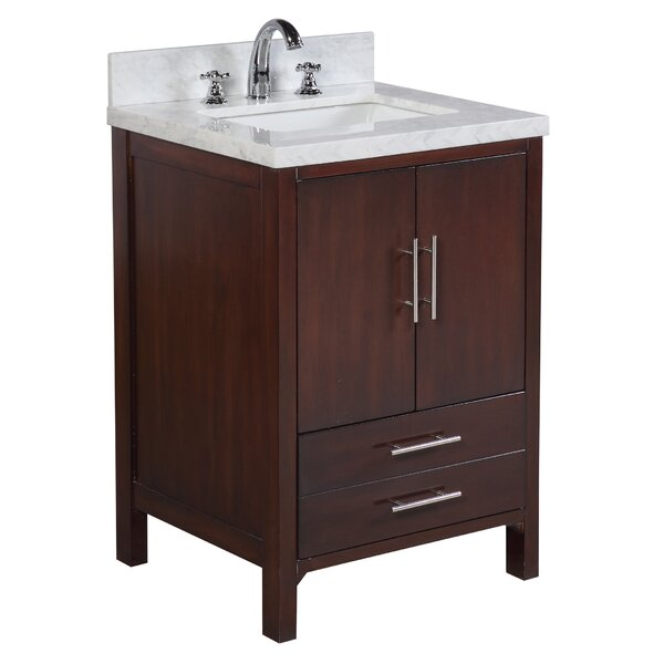 @ California 24 Single Bathroom Vanity Set by Kitchen Bath Collection| #$0.00!