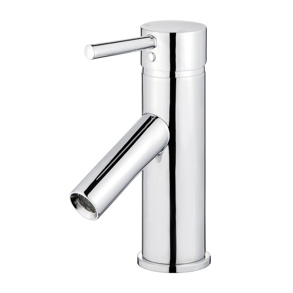 Malaga Single Hole Bathroom Faucet with Drain Assembly by Bellaterra Home Bellaterra Home